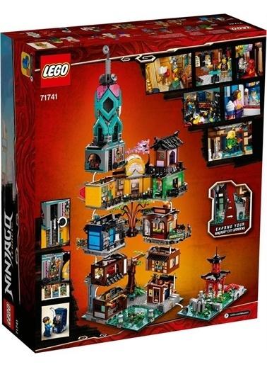 Lego Lego Nınjago 71741 City Gardens Renkli